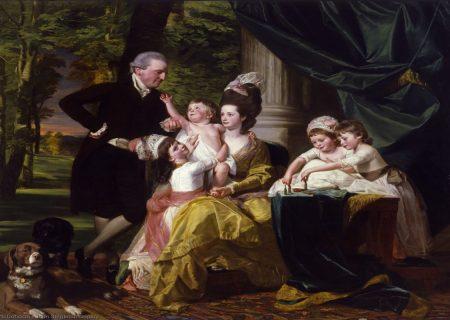 زندگی خانوادگی در قرن هجدهم