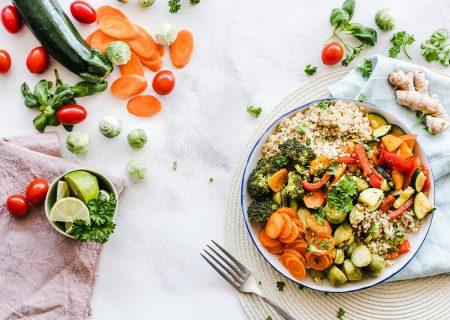 سبک زندگی سالم از طریق غذاهایی که می خوریم