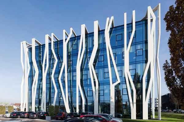 انواع متریال نمای ساختمان