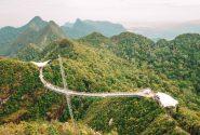 لنگکاوی – هاوایی مالزی (پل آسمان و تله کابین لانگکاوی)