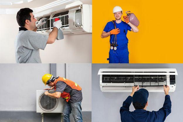 چطور در شغل نصب و تعمیرات کولر گازی به درآمد فوق العاده بالا برسیم؟