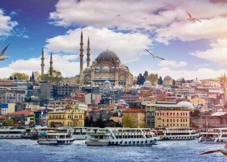 استانبول و آنتالیا، مهمترین مقاصد گردشگری ترکیه