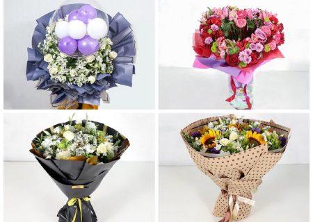دسته گل زیبا برای دوست؛ راهنمای کامل خرید دسته گل