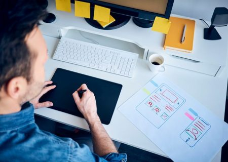 چرا طراحی وب سایت اهمیت دارد؟