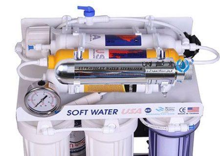 بهترین قیمت دستگاه تصفیه آب خانگی در راد گستر نوین